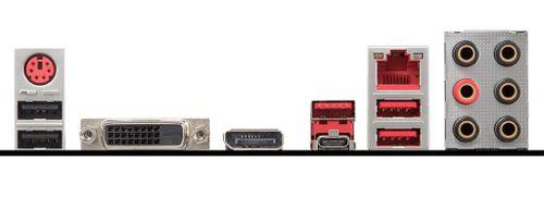 cumpără MSI B360 GAMING PLUS, Socket 1151, Intel® B360 (8th Gen CPU), Dual 4xDDR4-2666, 2xPCIe X16, CPU Intel graphics, DVI, DP, 5xSATA3, 1xM.2 slot, 4xPCIe X1, ALC892 7.1ch HDA, GbE LAN, 2xUSB3.1 Gen 2 (Type-C & Type-A), 4xUSB3.1, Mystic Light, ATX în Chișinău