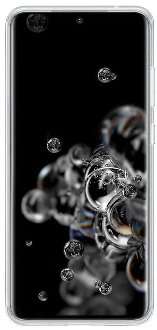 cumpără Husă telefon Samsung EF-QG988 Clear Cover Transparent în Chișinău
