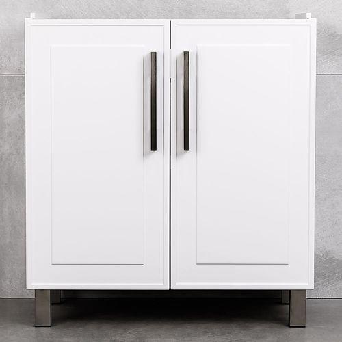 купить Porto Шкаф белый структурный Duo под умывальник Stance 700 в Кишинёве