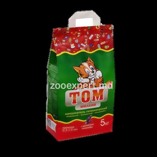 купить Гигиенический наполните Том (мелкие гранулы) 5 kg в Кишинёве