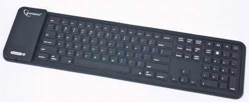 cumpără Tastatură Gembird KB-BTF3-B-US, Black în Chișinău