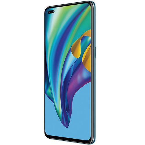 "купить Смартфон 6.43"" OPPO Reno4 Lite EU 128GB Blue 8GB RAM, Mediatek Helio P95 MT6779V Octa-core, PowerVR GM9446, DualSIM, 6.43"" 1080x2400 IPS 409 ppi, QuadCam 48MP&8MP&2MP&2MP, front 16MP&2MP, LED flash, 4015mAh,WiFi, BT5.1, LTE, Android 10 (ColorOS 7.2) в Кишинёве"