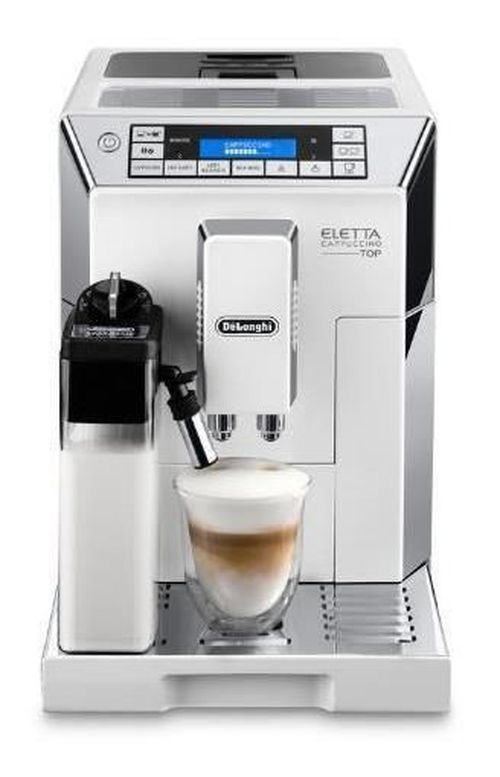 cumpără Automat de cafea DeLonghi ECAM45.760.W Eletta Cappuccino în Chișinău