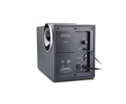 "cumpără Edifier M1386 Black, 2.1/ 14W+ 2x8W RMS, FM Radio, USB & SD card  &  AUX Input (MP3 & WMA support), Headphone output jack, wired control with LCD screen (Volume, Mute, Input, Track navigation, Play/Pause), sub. wooden, (sub.5"" + satl.2.75"") în Chișinău"