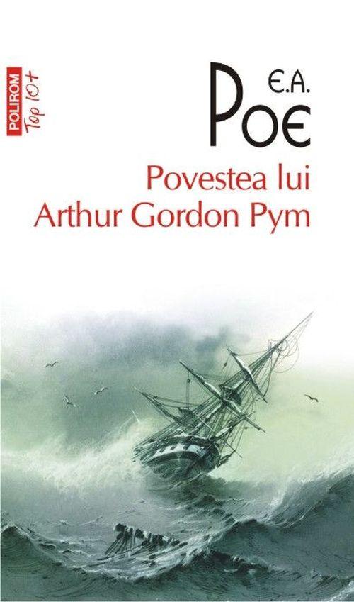 купить Povestea lui Arthur Gordon Pym в Кишинёве