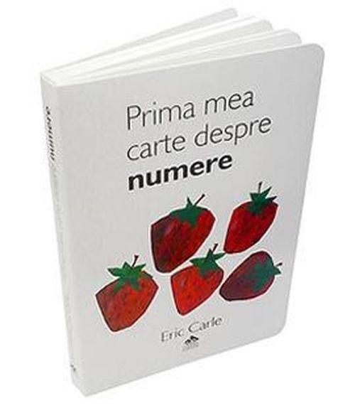 купить Prima mea carte despre numere в Кишинёве