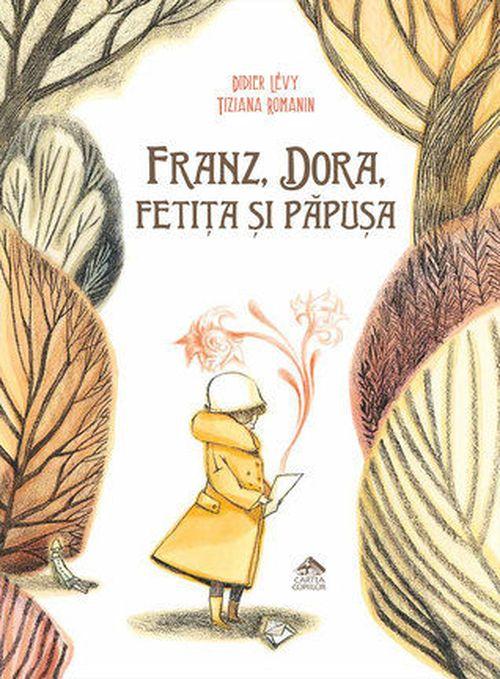 купить Franz, Dora, fetița și păpușa в Кишинёве