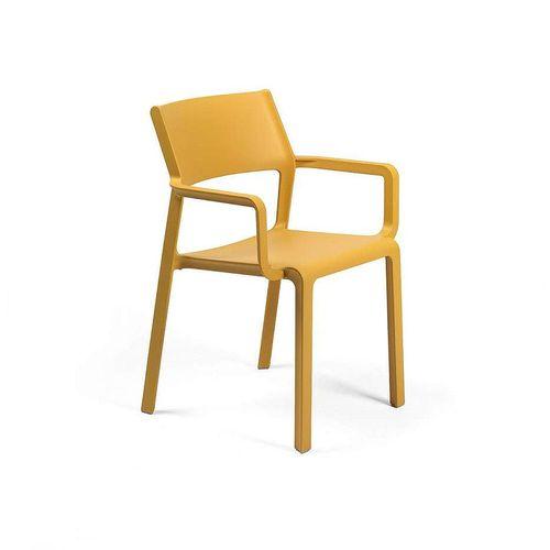 купить Кресло Nardi TRILL ARMCHAIR SENAPE 40250.56.000 (Кресло для сада и террасы) в Кишинёве
