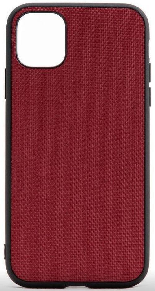 купить Чехол для смартфона Helmet iPhone 11 Red Nylon TPU Case в Кишинёве