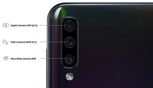cumpără Smartphone Samsung A505/128 Galaxy A50 Blue în Chișinău
