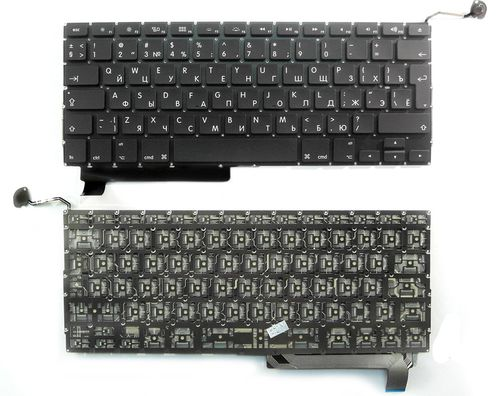 "cumpără Keyboard Apple Macbook Pro 15"" A1286 (2009-2012) w/o frame ""ENTER""-big ENG/RU Black în Chișinău"
