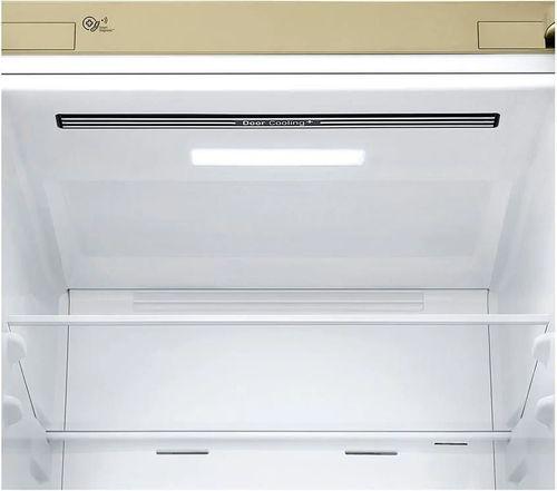cumpără Frigider cu congelator jos LG GA-B509MESL în Chișinău