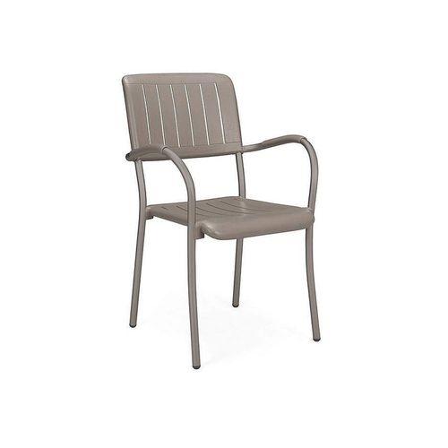 купить Кресло Nardi MUSA TORTORA vern. tortora 61059.10.000 (Кресло для сада и террасы) в Кишинёве
