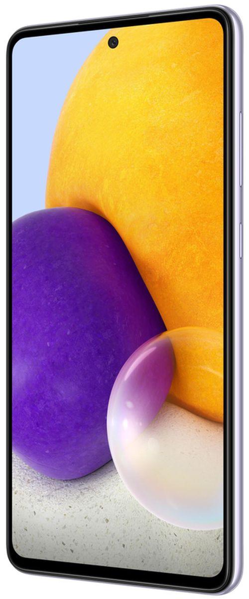 купить Смартфон Samsung A725 Galaxy A72 6/128Gb LAVENDER в Кишинёве