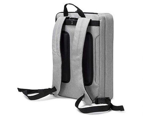 """купить Dicota D31527 Backpack Dual EDGE 13""""-15.6"""", Light Grey (rucsac laptop/рюкзак для ноутбука) в Кишинёве"""