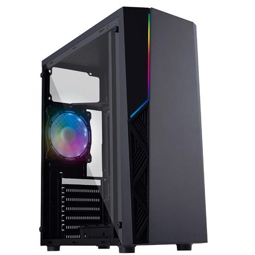 купить Системный блок компьютер Computer DOXY PC GAMER INTEL (N29335) - CPU Intel Core i7-11700 2.5-4.9GHz 8 Cores 16-Threads, 16MB / 8GB DDR4/ 240GB SSD /1TB  HDD/  VIDEO GeForce GTX1650 4GB GDDR6, 128-bit/ Case ATX 650W в Кишинёве