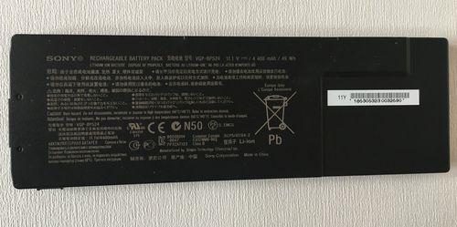 cumpără Battery Sony VPCSA VPCSB VPCSC VPCSD VPCSE BPS24 BPL24 11.1V 4400mAh Black Original în Chișinău
