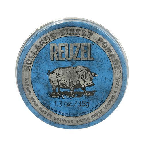 купить REUZEL BLUE STRONG HOLD HIGH SHEEN POMADE 35G в Кишинёве