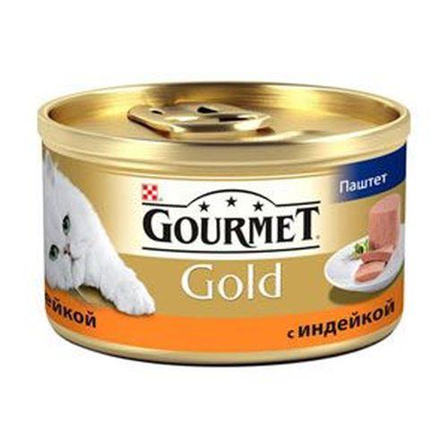 купить Gourmet Gold (паштет c индейкой), 85гр в Кишинёве