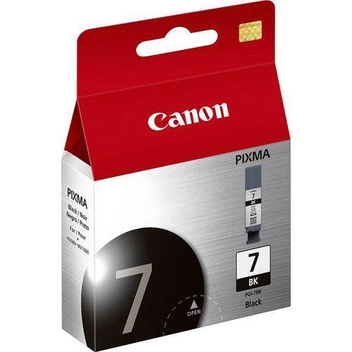 cumpără Cartridge Canon PGI-7 Bk, Black în Chișinău