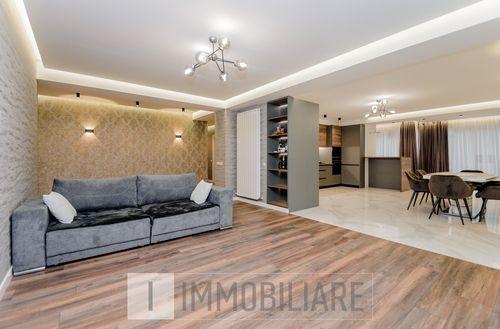 Apartament cu 2 camere+living, sect. Centru, str. Albișoara.