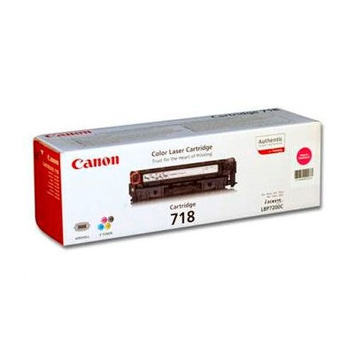 купить Cartridge Canon 718, Magenta (2900 pages) for LBP-7200Cdn, MF8540Cdn/8330Cdn/8350Cdn в Кишинёве