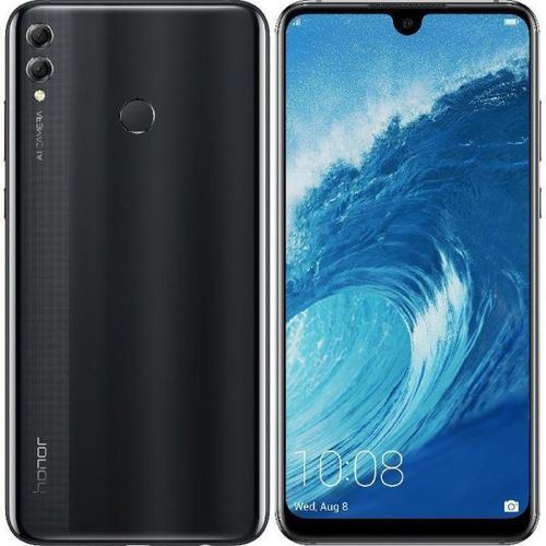 купить Huawei Honor 8x Max 6/64GB Dual-Sim, Black в Кишинёве