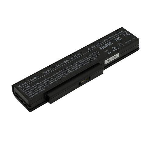 cumpără Battery Fujitsu Amilo Li3710 Li3910 Li3560 Pi3560 Pi3660 SQU-809-F01 SQU-808-F01 SQU-809-F02 SQU-808-F02 10.8V 5200mAh Black în Chișinău