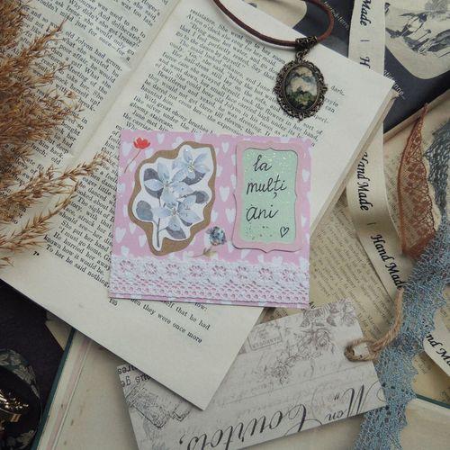 купить Закладки и открытки ручной работы в Кишинёве