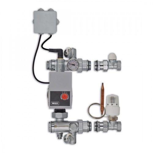 Термостатический подмес для тёплых полов в комплекте TE-SA 250KE-Y8763