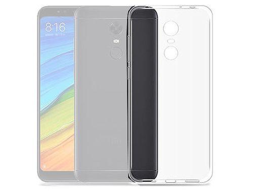 купить 760014 Husa Screen Geeks Ultra thin Xiaomi Redmi 5 TPU Transparent (чехол накладка в асортименте для смартфонов Xiaomi, силикон, цвет прозрачный) в Кишинёве