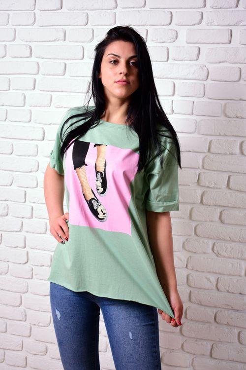 купить Женская футболка Simona ID 4057 в Кишинёве