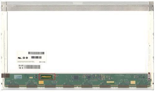 """купить Display 17.3"""" LED 40 pins Full HD (1920x1080) Socket Left-Side Glossy Innolux B173HW01, B173HW01 V.0, B173HW01 V.1, N173HGE-L21 в Кишинёве"""