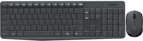 cumpără Tastatură + Mouse Logitech MK235 Wireless Combo în Chișinău