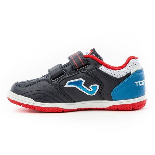 купить Футболные бампы JOMA - TOP FLEX JR 903 MARINO-ROJO INDOOR VELCRO в Кишинёве
