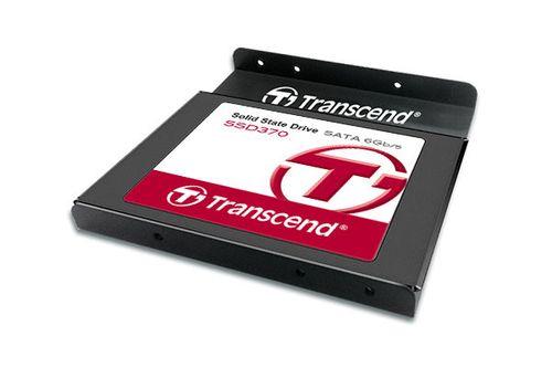 "купить 2.5"" SSD 128GB Transcend Premium 370 Series SATAIII, Aluminum case, Max Sequential R/W 570 MB/s / 470 MB/s, Max Random 4k Read 75K , Write 75K IOPS, Ultra-slim 7mm form factor, TS6500 Controller, 3.5 Bracket в Кишинёве"