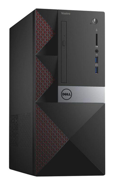 cumpără DELL Vostro 3668 MT InteI® Core® i5-7400 (Quad Core, up to 3.5GHz, 6MB), 8Gb DDR4 RAM, 256Gb SSD, DVDRW, Intel® HD 630 Graphics, Wi-Fi/BT4.0, 240W PSU, USB Mouse&Keyboard, Ubuntu 16.04, Black în Chișinău
