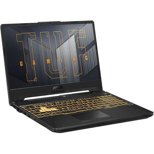"cumpără Laptop 15.6"" ASUS TUF Gaming F15 FX506HC, Intel i5-11400H 2.7-4.5GHz/8GB DDR4 3200/M.2 NVMe 512GB SSD/GeForce RTX3050 4GB GDDR6/WiFi 6 802.11ax/BT5.1/USB Type C/HDMI/Backlit RGB Keyboard/15.6"" FHD IPS LED-backlit 144Hz (1920x1080)/NoOS/Gaming FX506HC-HN011 în Chișinău"