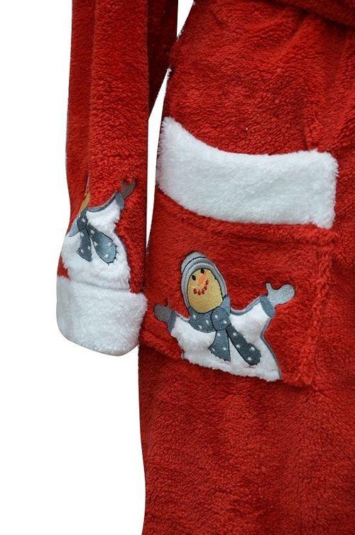 """купить Халат из микрофибры """"Christmas"""" в Кишинёве"""