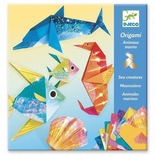 купить Origami. Creaturi marine - DJ08755 в Кишинёве
