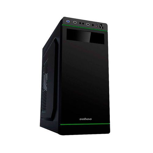 купить Системный блок компьютер DOXY PC UNIVERSAL PLUS (N27699) - CPU Intel Core i3-7100 3.9GHz Dual Core, 3MB/ 8GB DDR4 /240GB SSD/ 320GB HDD/ video on board/ Case ATX 500W в Кишинёве