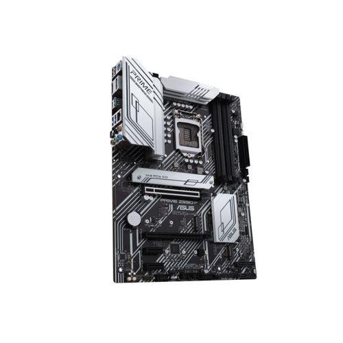 купить Материнская плата ASUS PRIME Z590-P Intel Z590, LGA1200, Dual DDR4 5133MHz, 1xPCI-E 4.0/3.0 x16, 1xPCI-E 3.0 x16 DP 1.4/HDMI 1.4b, USB3.2 Type-C, SATA RAID 6Gb/s, 3 x M.2 slots, 1x M.2 PCIe 4.0 x4, Intel Optane, SB 8-Ch., 2.5Gb Ethernet, AURA Sync в Кишинёве