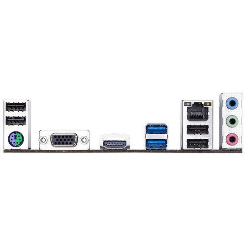 купить Материнская плата Gigabyte H310M H Intel H310, LGA1151, Dual DDR4 2666MHz, PCI-E 3.0/2.0 x16, HDMI/D-Sub, 2xUSB 3.1, SATA 6Gb/s, 8-Ch HD Audio, Gigabit LAN в Кишинёве