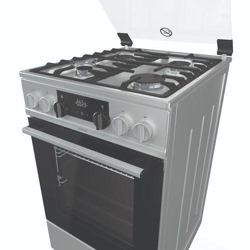 cumpără Aragaz combinat Gorenje K5241XF în Chișinău