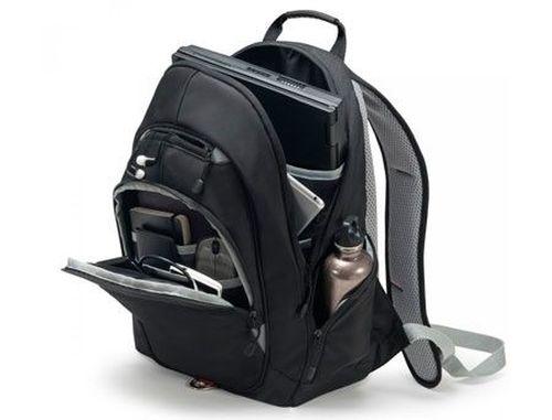 "купить Dicota D31045 Backpack Light 14""-15.6"", Notebook backpack for business and leisure, Grey (rucsac laptop/рюкзак для ноутбука) в Кишинёве"