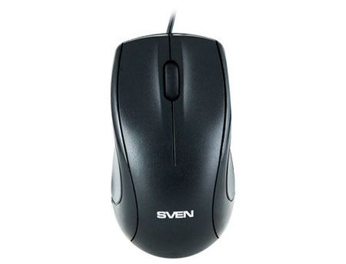 купить Mouse SVEN RX-150 black, USB (mouse/мышь) в Кишинёве