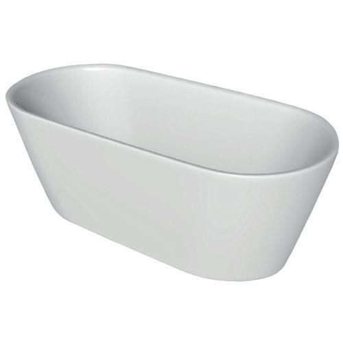 Ванна 160*75*60см, отдельностоящая, овальная