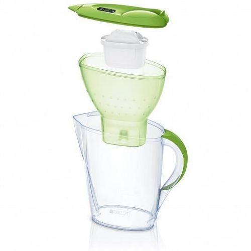 cumpără Cană filtrantă pentru apă Brita Marella Cool Memo verde (3 картриджа) în Chișinău