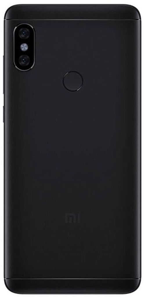 купить Xiaomi Redmi Note 5 Dual Sim 32GB, Black в Кишинёве
