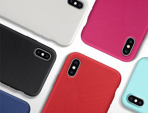 купить 850014 Husa Screen Geeks Original Case Design for Apple iPhone XS, Red (чехол накладка в асортименте для смартфонов Apple iPhone) в Кишинёве